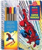 Draw the Marvel Comics Super Heroes