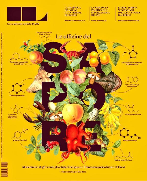 IL - Idee e Lifestyle del Sole 24 Ore - n. 56 (dicembre 2013)