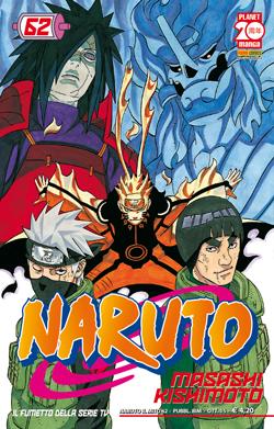 Naruto Il Mito vol. 62