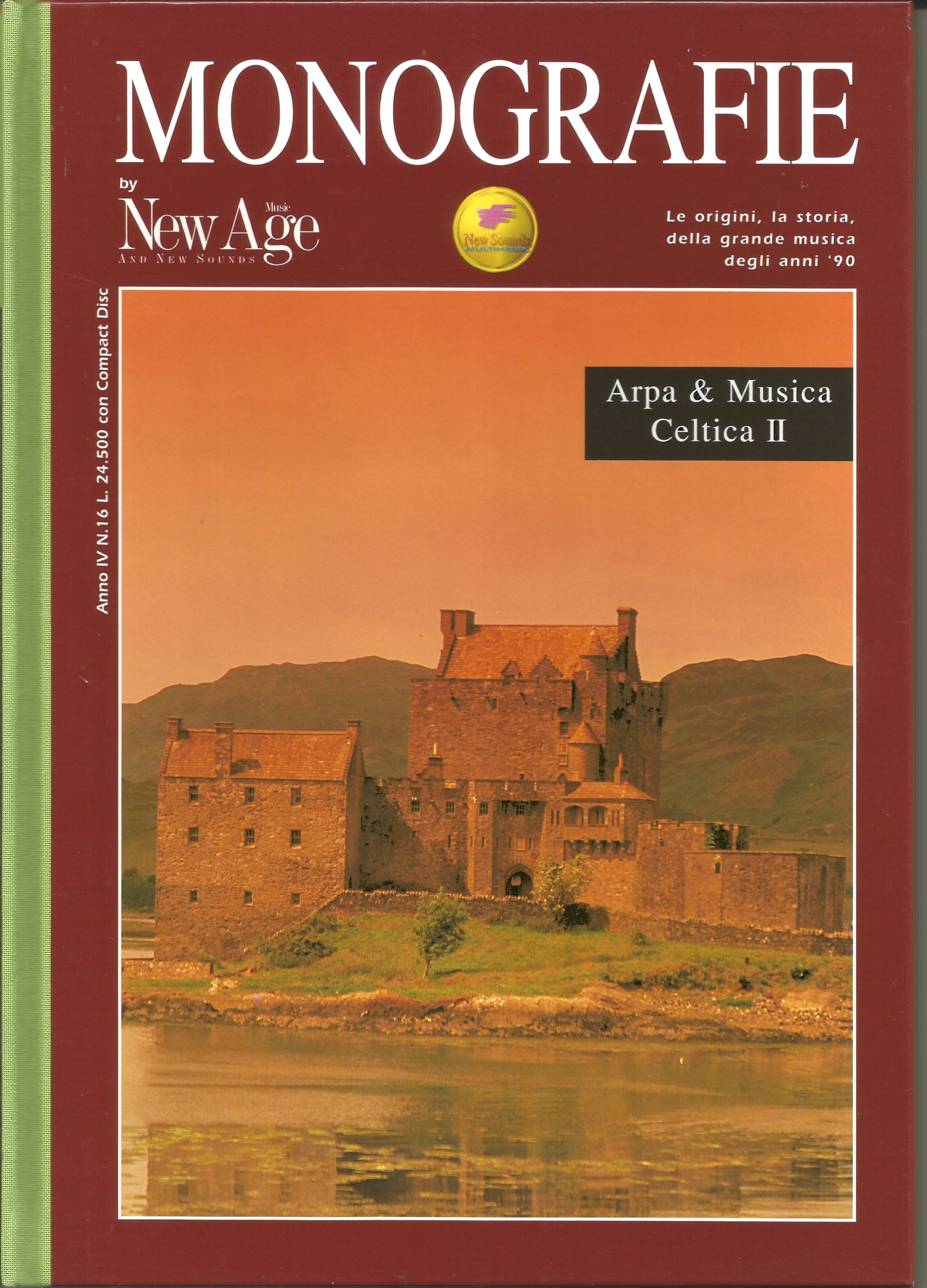 Arpa & Musica Celtica II