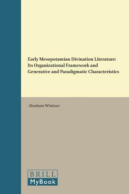 Early Mesopotamian Divination Literature