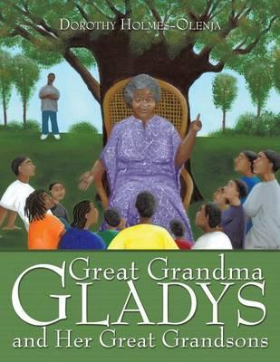 Great Grandma Gladys and Her Great Grandsons
