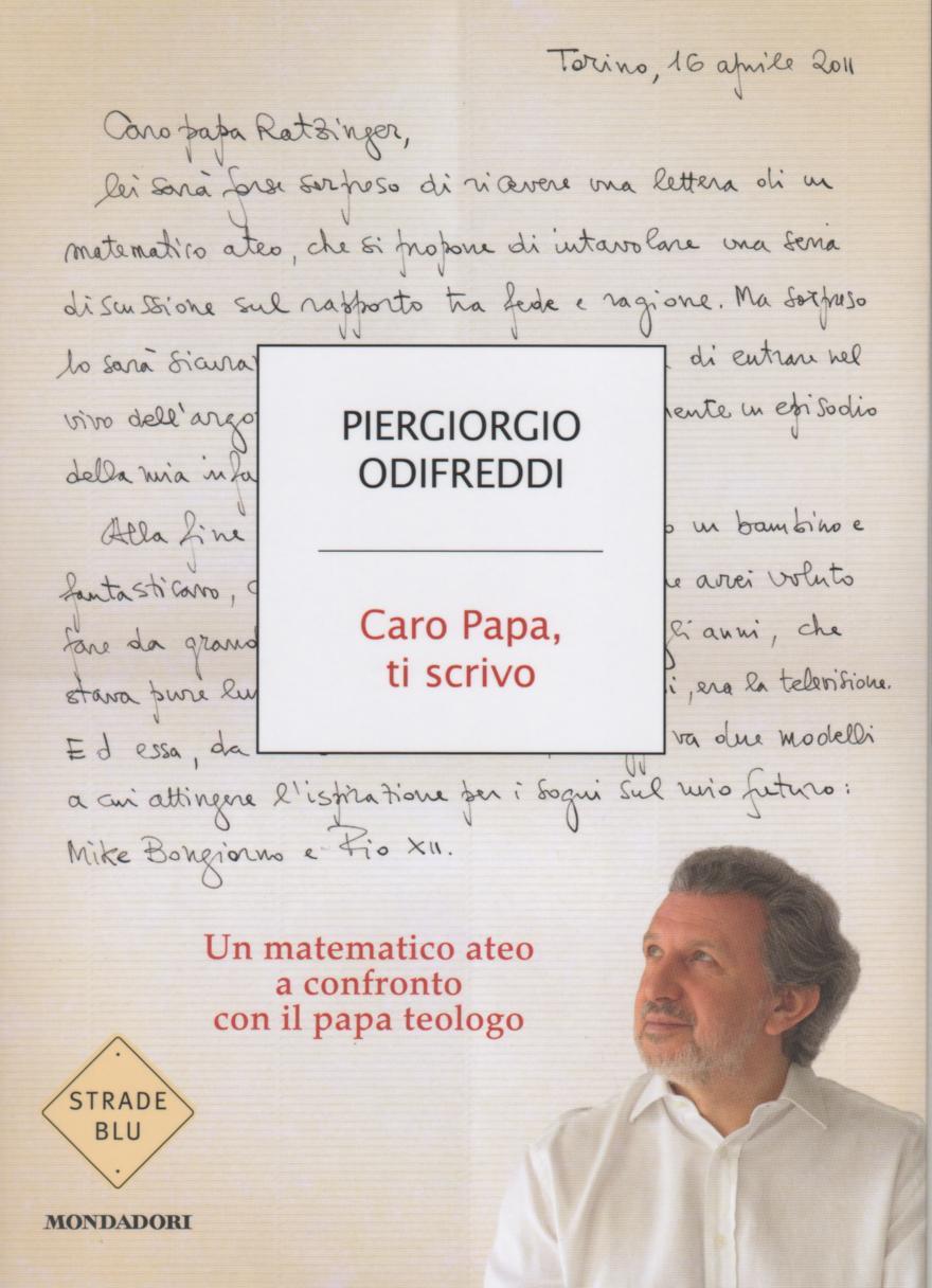 Caro Papa, ti scrivo