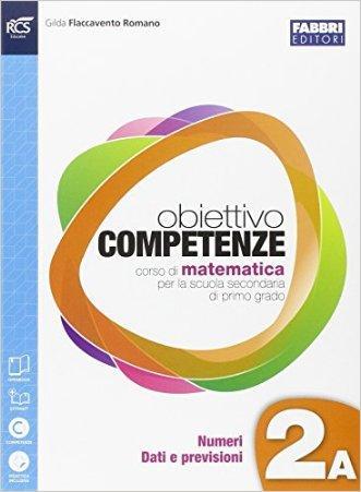 Obiettivo competenze. Vol. 2A-2B-Quaderno. Per la Scuola media. Con espansione online