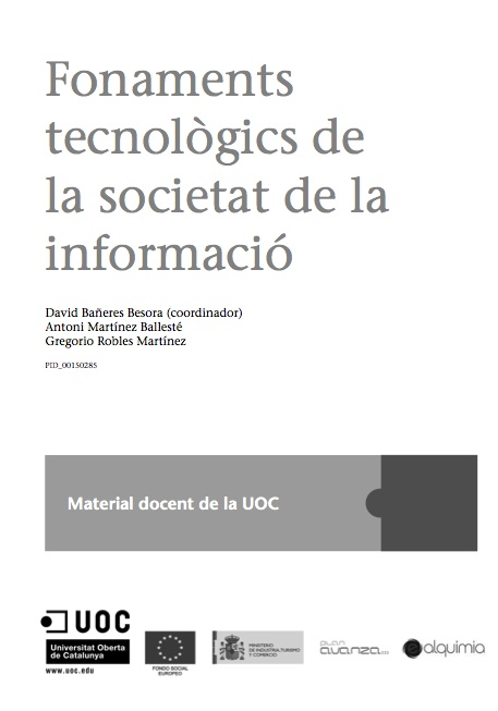 Fonaments tecnològics de la societat de la informació