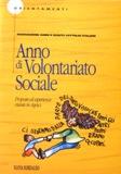 Anno di volontariato sociale