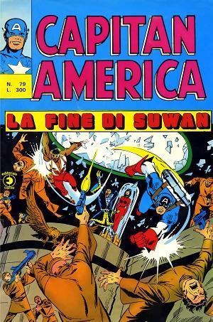 Capitan America n. 79