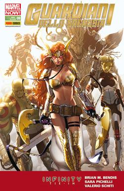 Guardiani della Galassia #8
