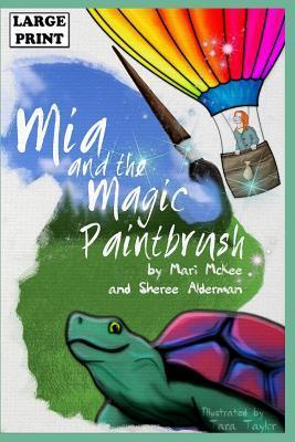 Mia and the Magic Paintbrush
