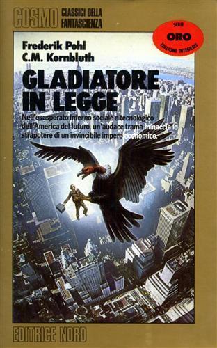 Gladiatore in legge