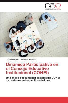 Dinámica Participativa en el Consejo Educativo Institucional (CONEI)