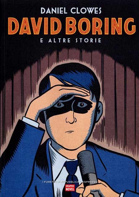 David Boring e altre storie