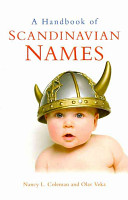 A Handbook of Scandinavian Names