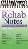Rehab Notes