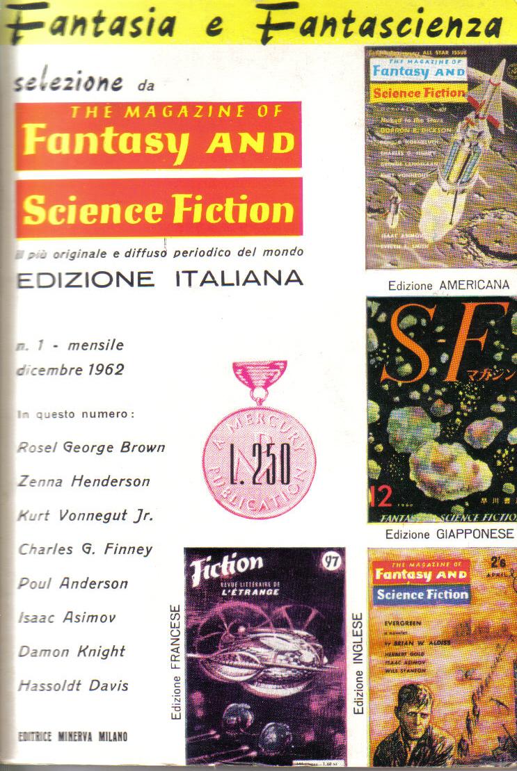 Fantasia e Fantascienza - 1