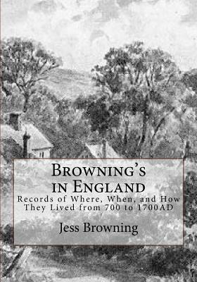 Browning's in England