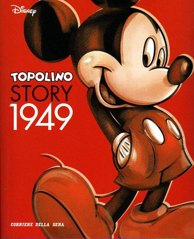 Topolino story 1949 ...