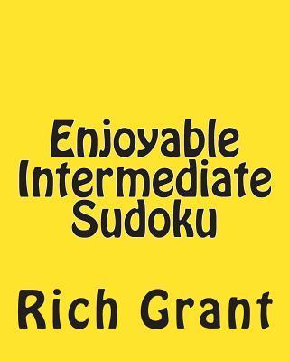 Enjoyable Intermediate Sudoku