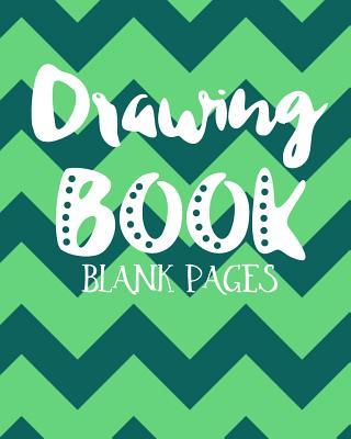 Drawing Book Blank Pages