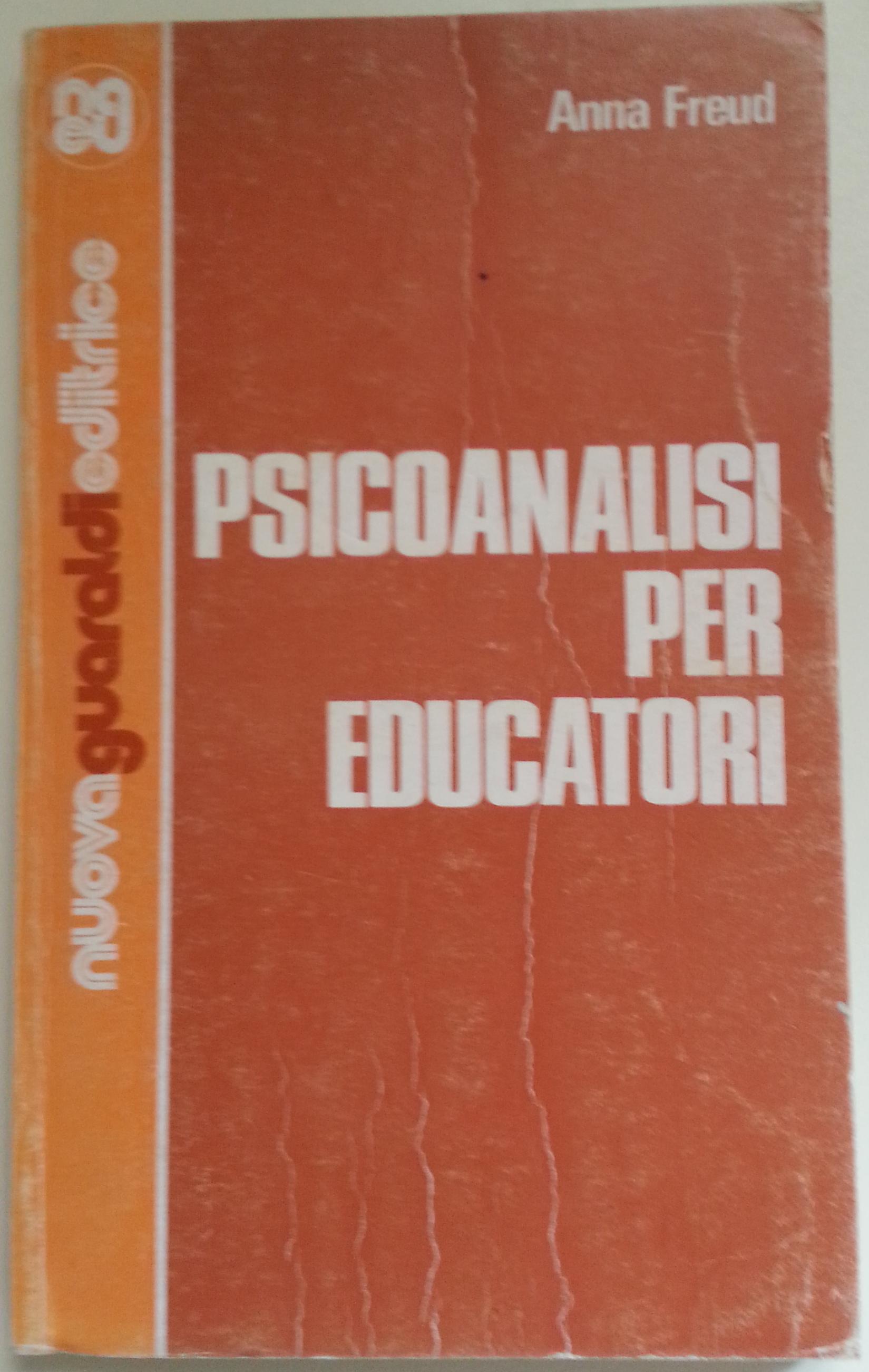 Psicoanalisi per edu...
