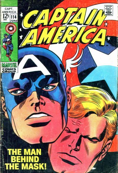 Captain America Vol.1 #114