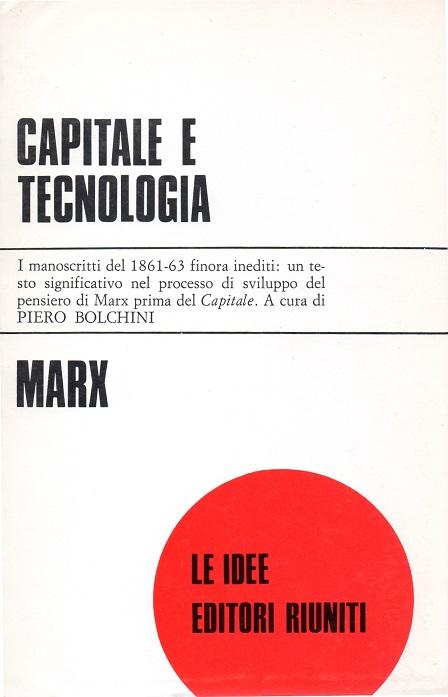 Capitale e tecnologia