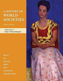 e-Study Guide for: History of World Societies: Volume C: from 1775 to Present by McKay, ISBN 9780312682989