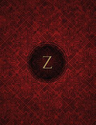 Monogram Z Blank Ske...