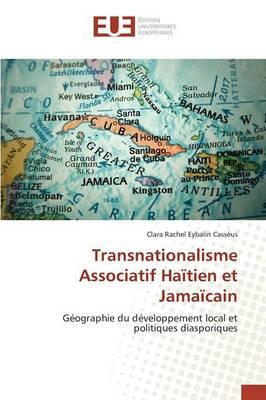 Transnationalisme Associatif Haïtien et Jamaïcain