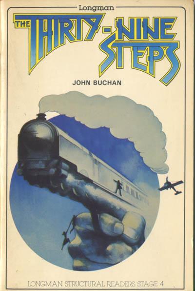 The thirty-nine steps,
