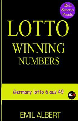 Lotto Winning Numbers - Germany Lotto 6 Aus 49