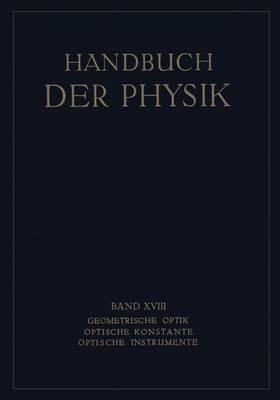 Geometrische Optik. Optische Konstante. Optische Instrumente