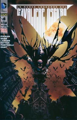 Batman: Le nuove leggende del Cavaliere Oscuro n. 4