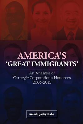 America's Great Immigrants