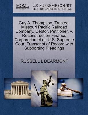 Guy A. Thompson, Tru...