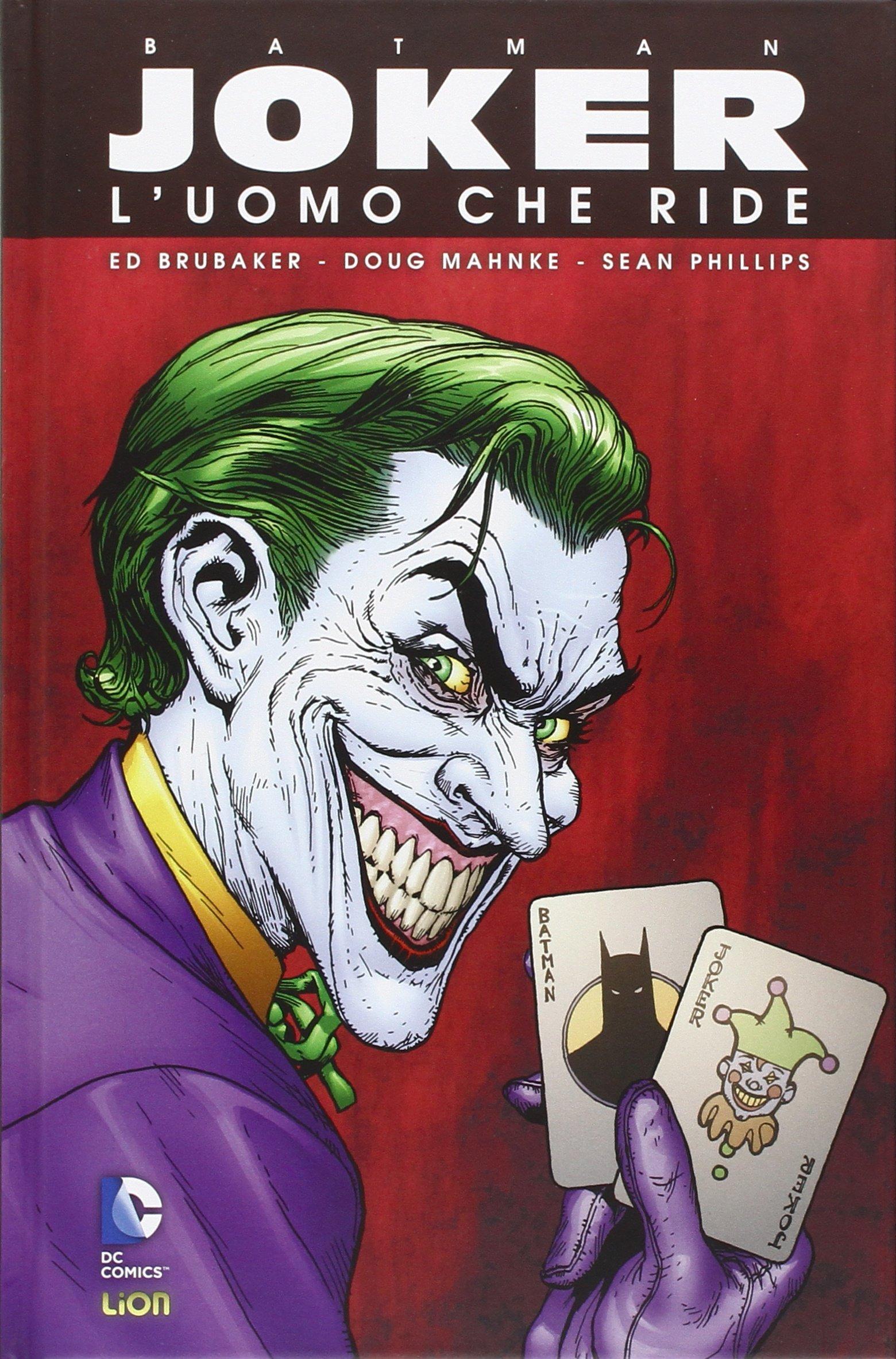 Batman: Joker, l'uomo che ride