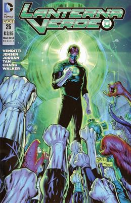 Lanterna Verde #25