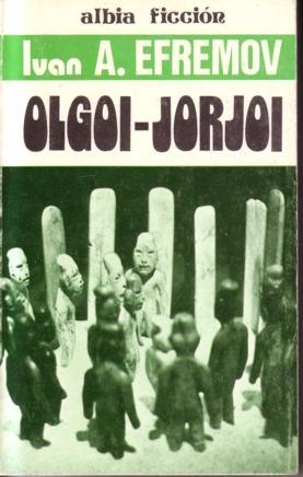 Olgoi-jorjoi y otros relatos