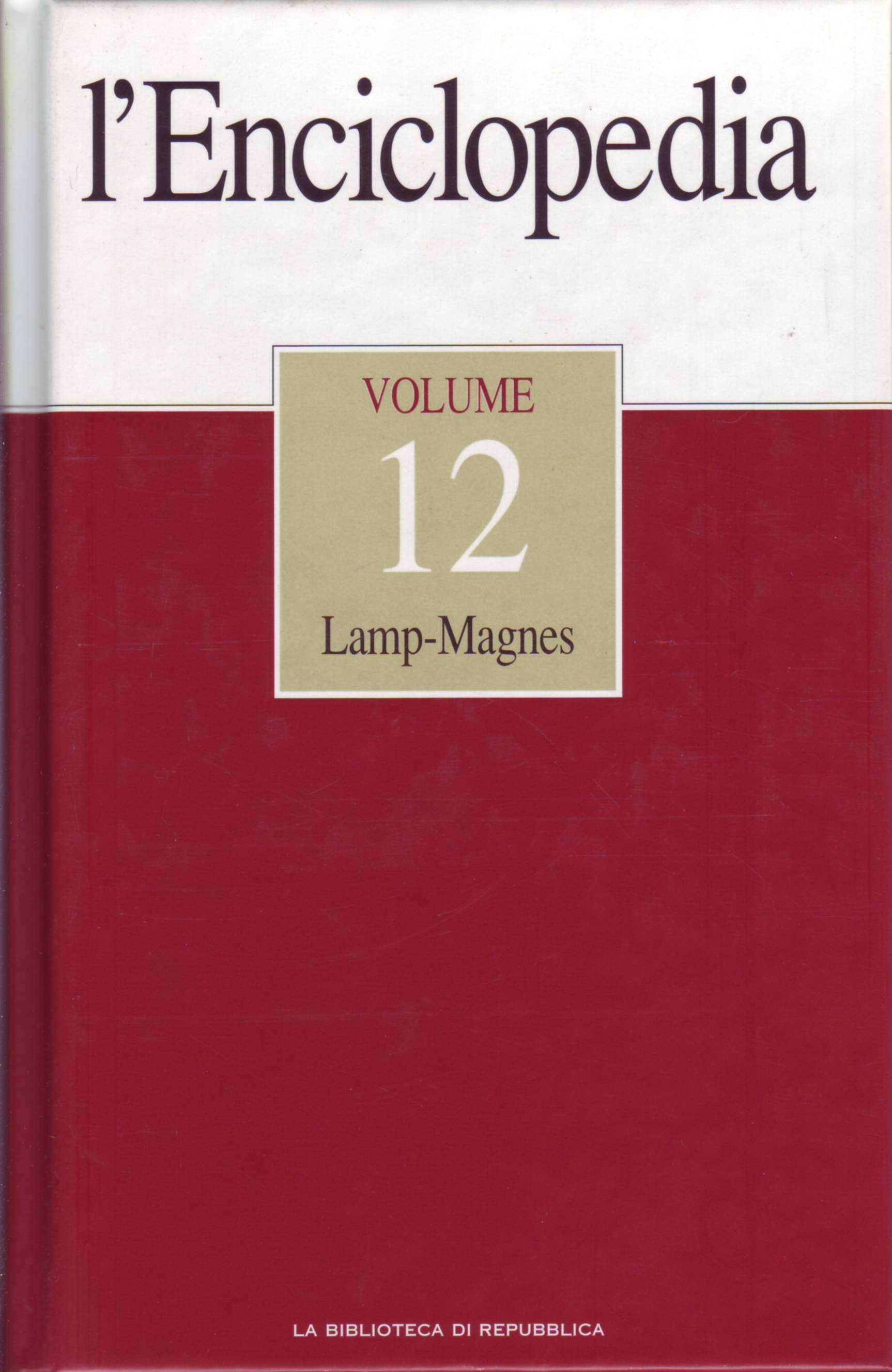L'Enciclopedia - Vol. 12