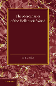 The Mercenaries of the Hellenistic World
