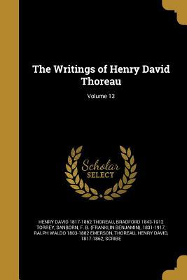 WRITINGS OF HENRY DAVID THOREA