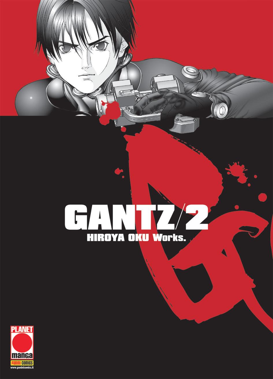 Gantz vol. 2