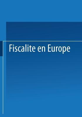 Fiscalité En Europe