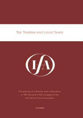Tax Treaties and Local Taxes