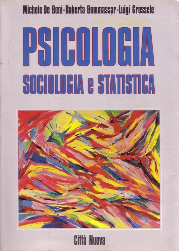 Psicologia, sociologia e statistica