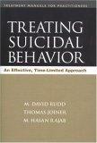 Treating Suicidal Behavior