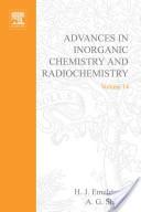 ADVANCES IN INORGANIC CHEMISTRY AND RADIOCHEMISTRY