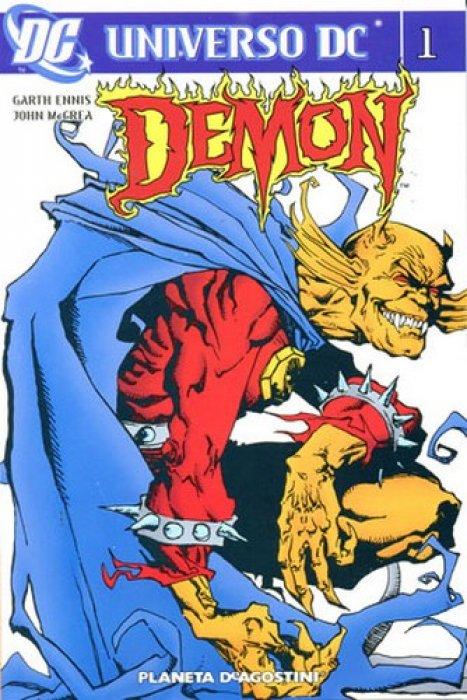 Universo DC: Demon #...