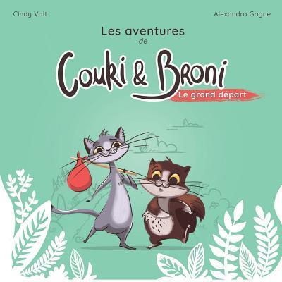 Les Aventures de Couki et Broni