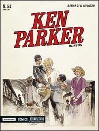 Boston. Ken Parker classic